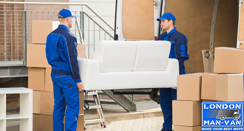 HOW TO HIRE TRUSTED MAN & VAN COMPANY?