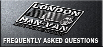 Man and Van Service - FAQ
