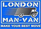 London Man Van | London Man and Van | Man with Van in London