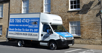 Man and Van Hire Hoxton