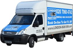 WHY USE LONDON MAN VAN AS YOUR MOVING COMPANY?
