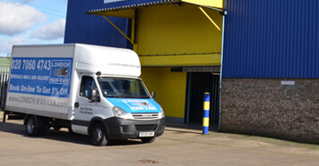Man Van Hire | Man and Van hire in Walthamstow Central