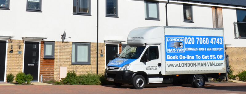 Moving Service Beckton