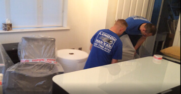 Packing Service Ladbroke Grove