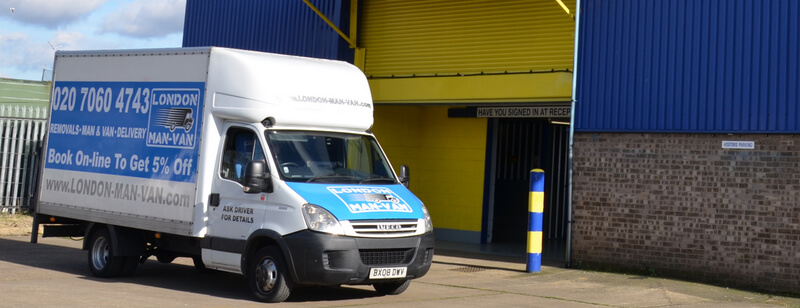 Removals services in London