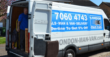 Storage Companies in London