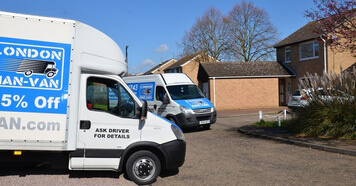 Removals London - Barrow-In-Furness