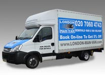 Luton Van London