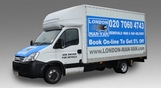 Hire Luton Van and Man Hackney - Price and Size
