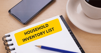 Create Inventory Checklist