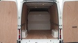 Hire Medium Van and Man Abbots Langley - Inside View