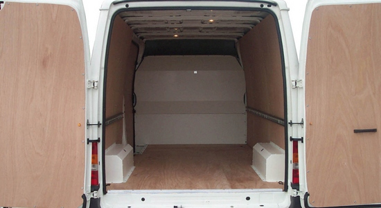 Medium Van and Man Hire Abbots Langley - Inside View