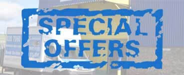 Special Offer from Man with a Van London