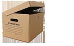 Buy Archive Cardboard  Boxes - Moving Office Boxes in Gospel Oak