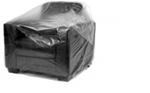 Buy Arm chair cover - Plastic / Polythene   in Blackhorse