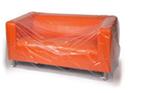 Buy Two Seat Sofa cover - Plastic / Polythene   in Brompton