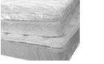 Buy Single Mattress cover - Plastic / Polythene   in Heston