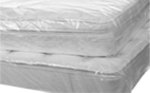 Buy Double Mattress cover - Plastic / Polythene   in Aldgate