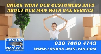 Review on Luton Removals Van Service from Bromley to Beckenham