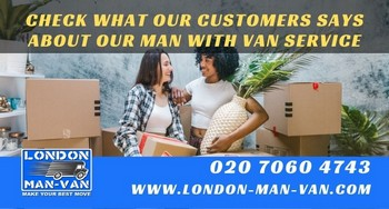 review on man and van from Bow E3 to Poplar E14