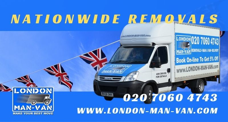 Removals from London to Manchester