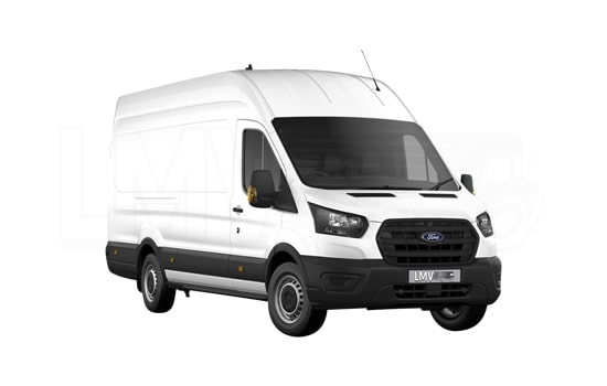 Extra Large Van and Man Hire Isleworth - Price and Size