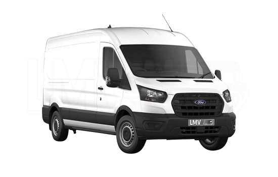 Large Van and Man Hire Isleworth - Price and Size
