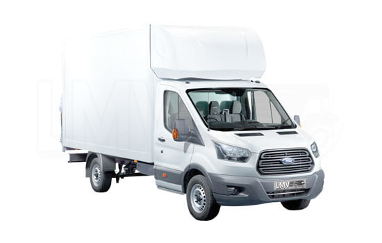 Luton Van and Man Hire Hanwell - Price and Size
