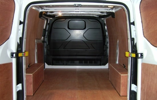 Medium Van and Man Hire Hanwell - Inside View