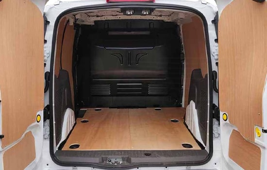 Small Van and Man Hire Highams Park - Inside View